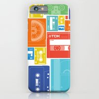 iPhone & iPod Case featuring Cassette Heaven by Scott - GameRiot