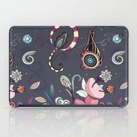 camtric fantasy pattern iPad Case