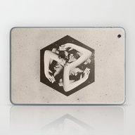 Laptop & iPad Skin featuring BOX by Ali GULEC