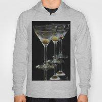 Three Martini's And Thre… Hoody