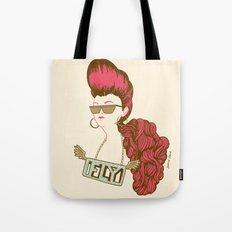 fly girl Tote Bag