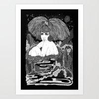 Under Your Spell Art Print