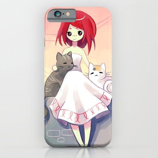 Summer Evening iPhone & iPod Case