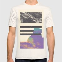 Subsonic Pt. 2 Mens Fitted Tee Natural SMALL