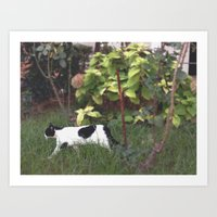 Urban Jungle Art Print