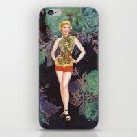Women In Society 2 iPhone & iPod Skin