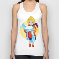 Little Prince and his sheep Unisex Tank Top