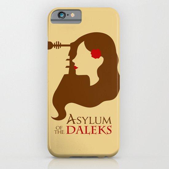 Asylum of the Daleks iPhone & iPod Case
