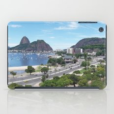 Rio de Janeiro Landscape iPad Case