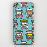 Colorful Tata Truck Of I… iPhone & iPod Skin