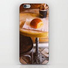 Pain au Chocolat iPhone & iPod Skin