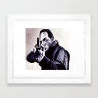 Peter Washington Framed Art Print