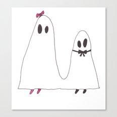 Halloween '09 Canvas Print