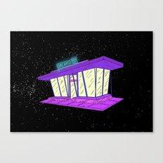 Dreams Store Canvas Print