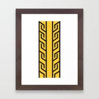 Egyptian 2 Framed Art Print