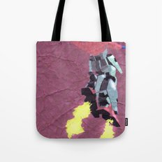 Robot Trousers Tote Bag
