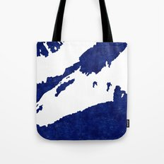 Climbing in Kebnekaise (no text) Tote Bag