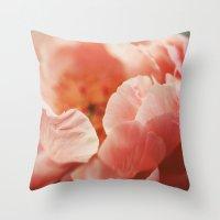 Paeonia #7 Throw Pillow