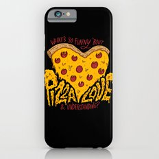 Pizza Love & Understanding iPhone 6s Slim Case