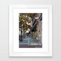 Bethlehem, PA 1 Framed Art Print