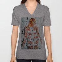 LEELOO THE FIFTH ELEMENT Unisex V-Neck