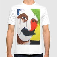 Jamie Mens Fitted Tee White SMALL