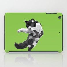 Dancing Cat iPad Case