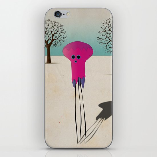 f i l i f o r m e iPhone & iPod Skin