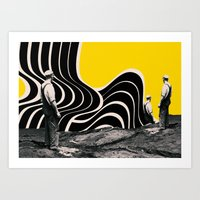 , And They Can Occur Any… Art Print