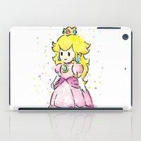 Princess Peach iPad Case