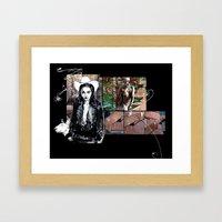 ROUGHkut #05182015 Framed Art Print