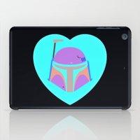 Fett Love (Boba Fett) iPad Case