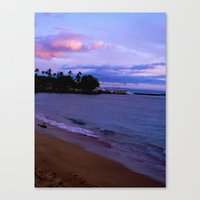 Wanderlust Hawaii Canvas Print