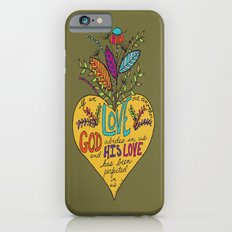 Love One Another iPhone 6s Slim Case