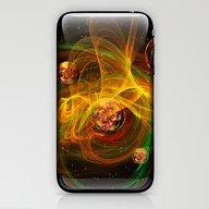 Chaos Creating Universe … iPhone & iPod Skin