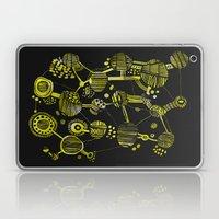 Abstract 1 - Circles And… Laptop & iPad Skin