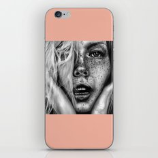 + FRECKLES + iPhone & iPod Skin