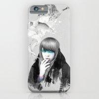 Swan Love iPhone 6 Slim Case