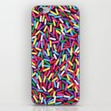 Encrusted With Sprinkles iPhone & iPod Skin