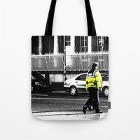 Beat On The Street Tote Bag
