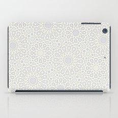 Moroccan tiles iPad Case