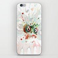 Buzzed Zombie iPhone & iPod Skin