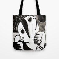 The Divided Tote Bag