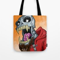 Jackhook Metal Skeleton Tote Bag