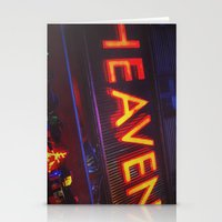 Heaven in Color Stationery Cards