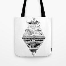 Olympe   Enfer Tote Bag