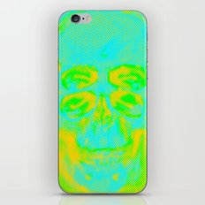 POP Skull iPhone & iPod Skin