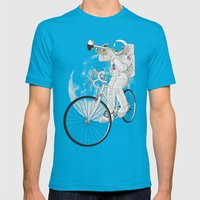 armstrong Mens Fitted Tee Teal SMALL