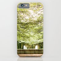 iPhone & iPod Case featuring Spring in Chicago - Urban Landscape  by In This Instance