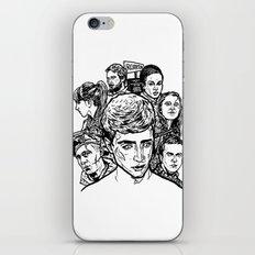 In The Flesh iPhone & iPod Skin